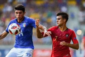 Boom di ascolti per la finale tra Italia e Portogallo Under 19