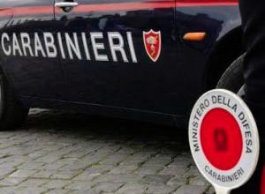 Spara contro i Carabinieri durante un controllo