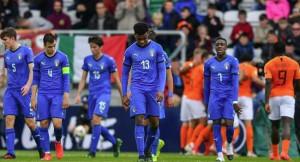 Campionato Europeo U17: svanisce il sogno dell'Italia, Olanda ancora campione
