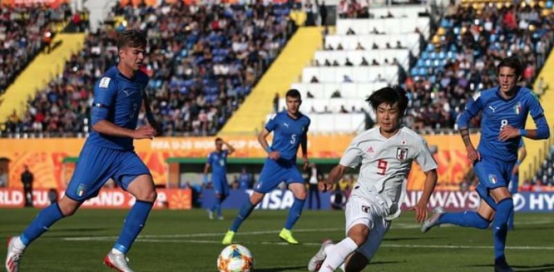 Mondiali Under 20: reti bianche contro il Giappone, Italia prima nel girone
