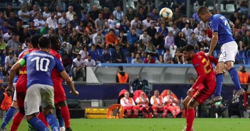 Europeo, l'Italia batte il Belgio ma è la Spagna a vincere il girone