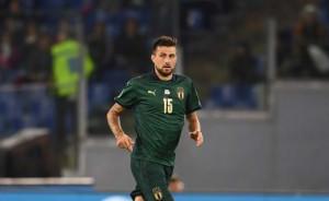 La carica di Acerbi: 'Andiamo in Bosnia per vincere'. Forfait di Gianluca Mancini