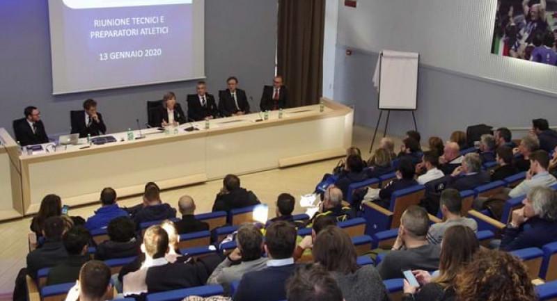 A Coverciano l'incontro tra club di Serie A e B. Bertolini: 'Insieme per lo sviluppo del movimento'