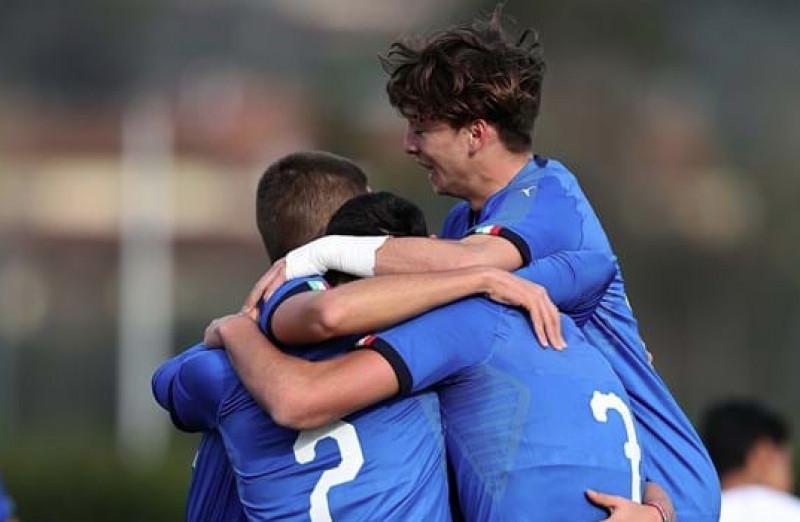 L'Italia affonda il colpo a Coverciano: Qatar battuto 5-0. Zoratto: 'Ottime indicazioni'