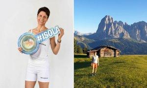 Isolde Kostner sbarca all'Isola dei Famosi: la sua carriera