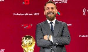 Covid, Daniele De Rossi dimesso dallo Spallanzani