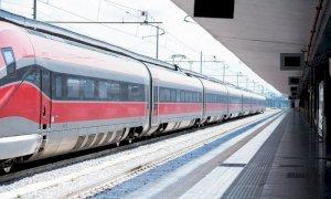 A Roma partito primo treno covid free