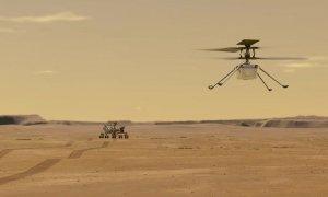 Missione Nasa su Marte, prodotto ossigeno da respirare