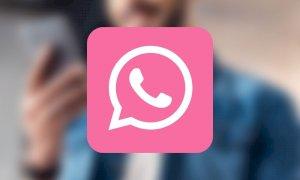 WhatsApp rosa attenti alla truffa