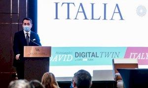 Dubai, Di Maio in visita ufficiale per inaugurare il padiglione italiano all'Expo