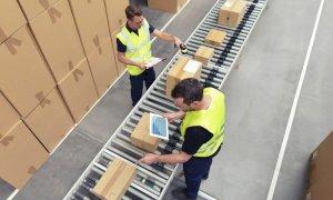 Logistica, rinnovato il contratto collettivo con aumento di 104 euro al mese