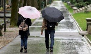 Meteo della settimana, piogge e temperature in calo sulla Penisola