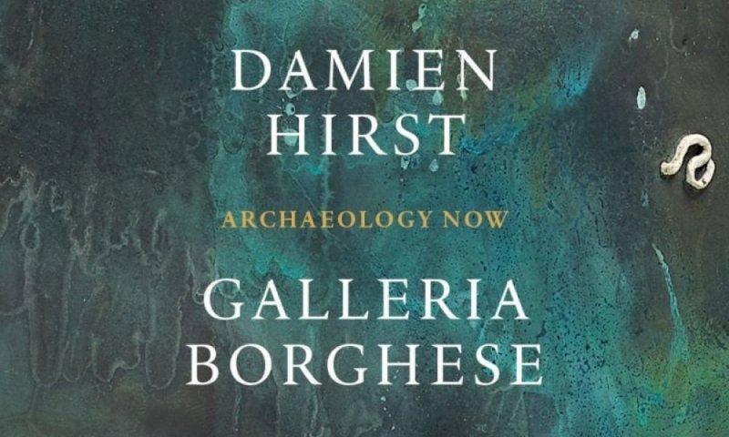 Le opere di Damien Hirst in mostra alla Galleria Borghese