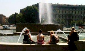 Meteo della settimana, ondata di caldo sull'Italia: picchi fino a 40 gradi