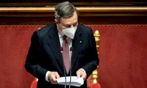 Ddl Zan, Mario Draghi: