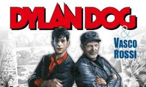 Vasco Rossi e Dylan Dog, l'insolito duo sarà protagonista di una stora dell'Indagatore dell'incubo