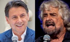 Conte, parziale distensione con Grillo; sì alla tregua ma ci sono delle condizioni