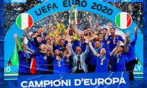 Italia campione d'Europa. L'Inghilterra cede ai rigori