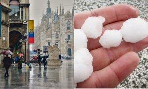 Meteo della settimana, arrivano i temporali: è allerta gialla a Milano