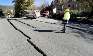 Norcia, avvertita una scossa di terremoto. Torna la paura dopo 5 anni