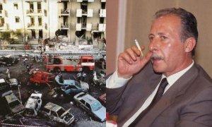 Strage di via D'Amelio, 29 anni dopo l'attentato un video inedito di Borsellino