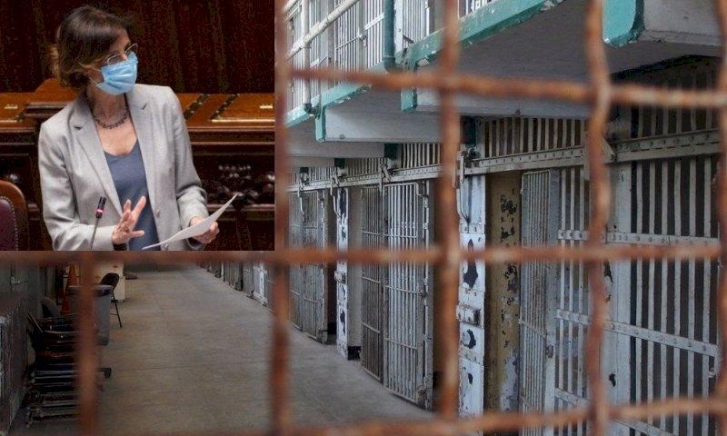 """Violenze nelle carceri, Cartabia: """"Ora un'indagine a largo raggio"""""""