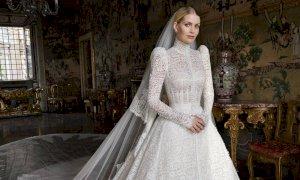 Lady Kitty Spencer, la nipote di Lady D ha scelto l'Italia per celebrare il suo matrimonio