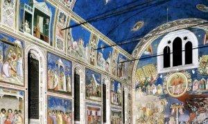 Padova, gli affreschi trecenteschi di Giotto sono Patrimonio dell'Umanità