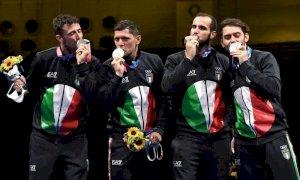 Aldo Montano, l'addio del campione dopo l'argento a Tokyo 2020
