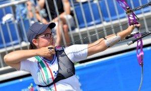 Tiro con l'arco, bronzo a Lucilla Boari: è la prima volta per un'italiana