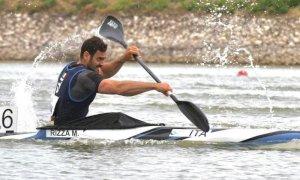 Kayak, argento a Manfredi Rizza: Italia sul podio olimpico dopo 13 anni