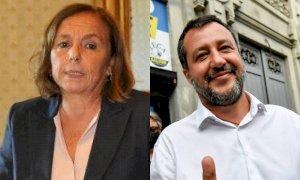Migranti e Ius Soli è scontro tra Salvini e Lamorgese