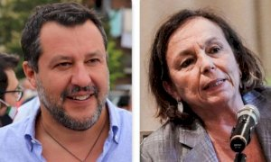 Rave party a Viterbo: Salvini vs/Lamorgese dice