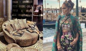 Venezia, Dolce e Gabbana presentano la loro prima linea di arredamento