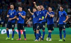 Italia-Bulgaria, la prima volta in campo degli Azzurri dopo il successo europeo