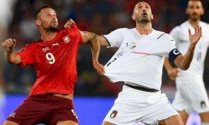 Mondiali, l'Italia non riesce a far gol alla Svizzera e Jorginho sbaglia il rigore