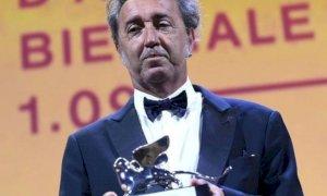 Festival di Venezia, i premi assegnati: la commozione di Sorrentino per il Leone d'Argento