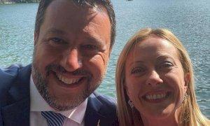 Lega, Salvini incalza contro l'obbilgo del Green Pass: