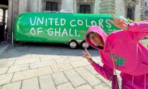 Ghali e Benetton insieme per una linea di abbigliamento firmata dal rapper