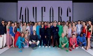 Milano Fashion Week, Armani e il potere educativo della moda