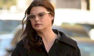 La top model Linda Evangelista: